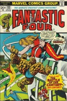 Fantastic Four (1961 1st Series) #133