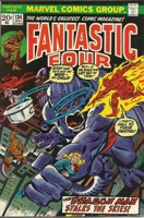 Fantastic Four (1961 1st Series) #134
