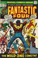 Fantastic Four (1961 1st Series) #136
