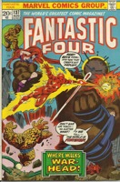 Fantastic Four (1961 1st Series) #137