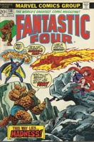 Fantastic Four (1961 1st Series) #138