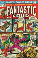 Fantastic Four (1961 1st Series) #140