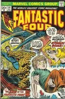 Fantastic Four (1961 1st Series) #141