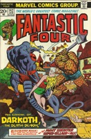 Fantastic Four (1961 1st Series) #142