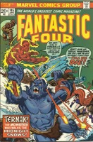 Fantastic Four (1961 1st Series) #145
