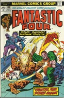 Fantastic Four (1961 1st Series) #148