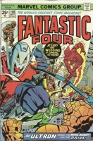 Fantastic Four (1961 1st Series) #150