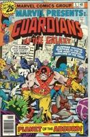 Marvel Presents (1975 Marvel) #05