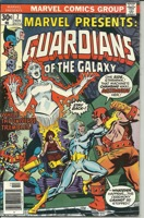 Marvel Presents (1975 Marvel) #07