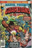 Marvel Presents (1975 Marvel) #09