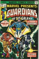 Marvel Presents (1975 Marvel) #03