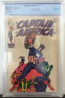 Captain America (1968 1st Series) #111