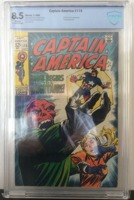 Captain America (1968 1st Series) #115