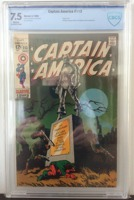 Captain America (1968 1st Series) #113