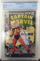 Captain Marvel (1968 1st Series Marvel) #17