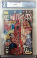 New Mutants (1983 1st Series) #9