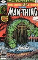 Man-Thing (1979 2nd Series) #1