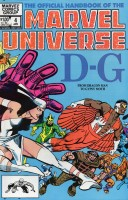 Official Handbook of the Marvel Universe (1983-1984 Marvel) #04