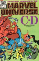 Official Handbook of the Marvel Universe (1983-1984 Marvel) #03