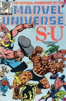 Official Handbook of the Marvel Universe (1983-1984 Marvel) #11