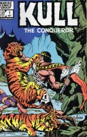 Kull the Conqueror (1983 3rd Series) #1