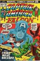 Captain America (1968 1st Series) #158
