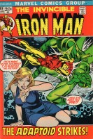 Iron Man (1968 1st Series) #049
