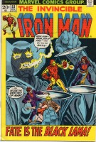 Iron Man (1968 1st Series) #053