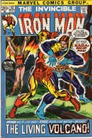 Iron Man (1968 1st Series) #052