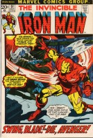 Iron Man (1968 1st Series) #051