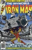 Iron Man (1968 1st Series) #116