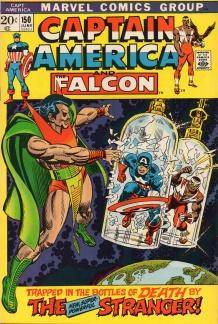 Captain America (1968 1st Series) #150