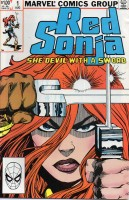 Red Sonja (1983 3rd Marvel Series) #01