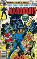 Micronauts (1979 1st Series) #1