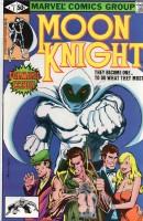 Moon Knight (1980 1st Series) #1