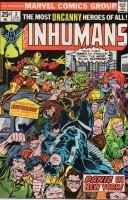 Inhumans (1975 1st Series) #03