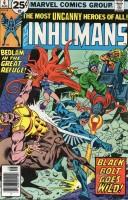 Inhumans (1975 1st Series) #06