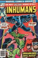 Inhumans (1975 1st Series) #05
