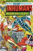 Inhumans (1975 1st Series) #04