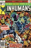 Inhumans (1975 1st Series) #10