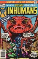 Inhumans (1975 1st Series) #07