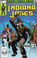 Further Adventures of Indiana Jones (1983) #1