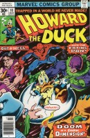 Howard the Duck (1976 1st Series) #10