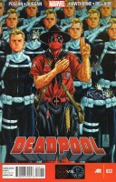 Deadpool (2012 3rd Series) #22