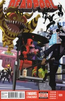 Deadpool (2012 3rd Series) #28