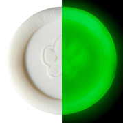 Zogoflex Zisc Självlysande Frisbee L