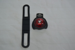 Orbiloc lampa - Röd