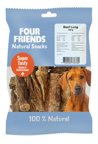 FourFriends Beef Lung 100g -