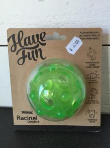 Racinel aktiveringsboll - Boll