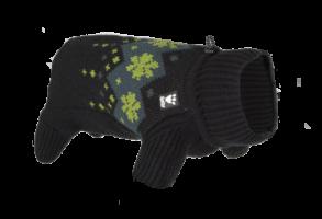 Hurtta Comfort tröja - Svart/Grön stl 30S